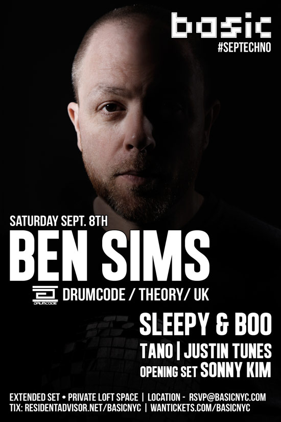 Ben Sims - Theory Of Interpretation: A Mastermix By Ben Sims